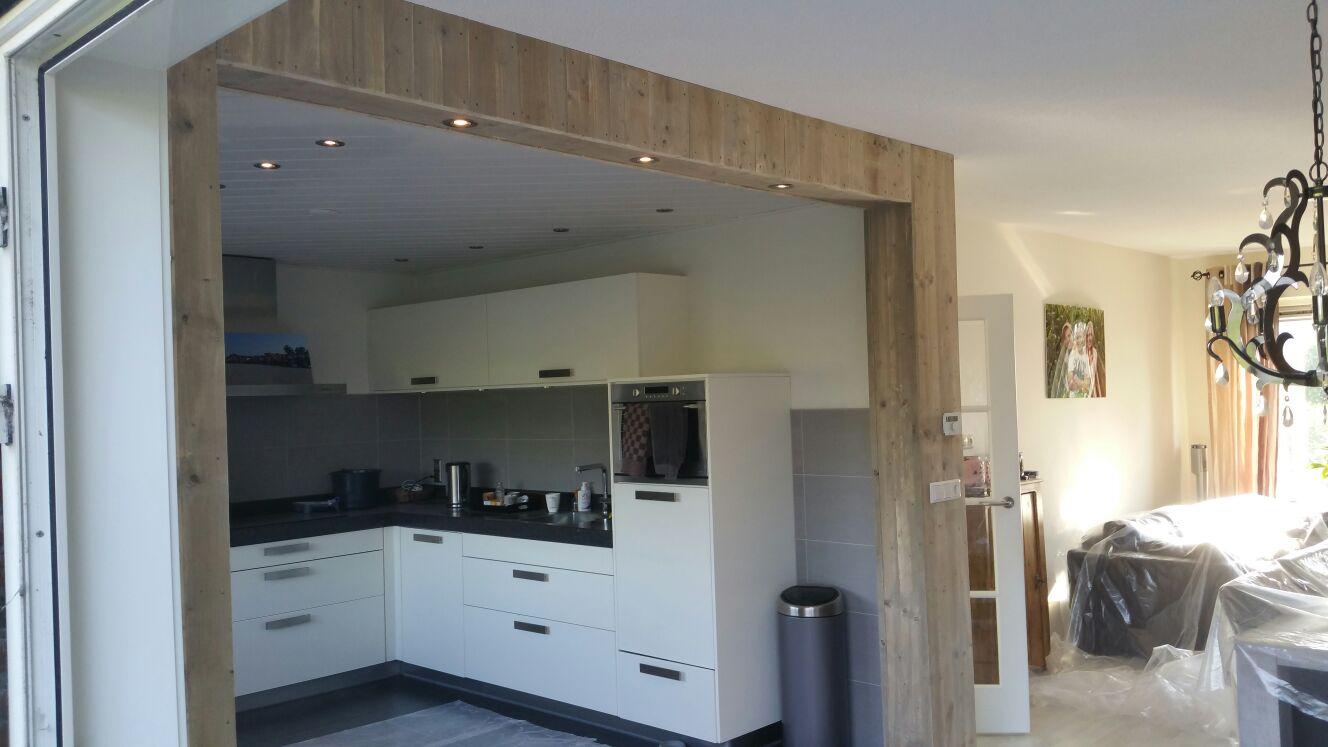 Top Keuken ombouw – Niewenhuijse Totaalmontage CK48